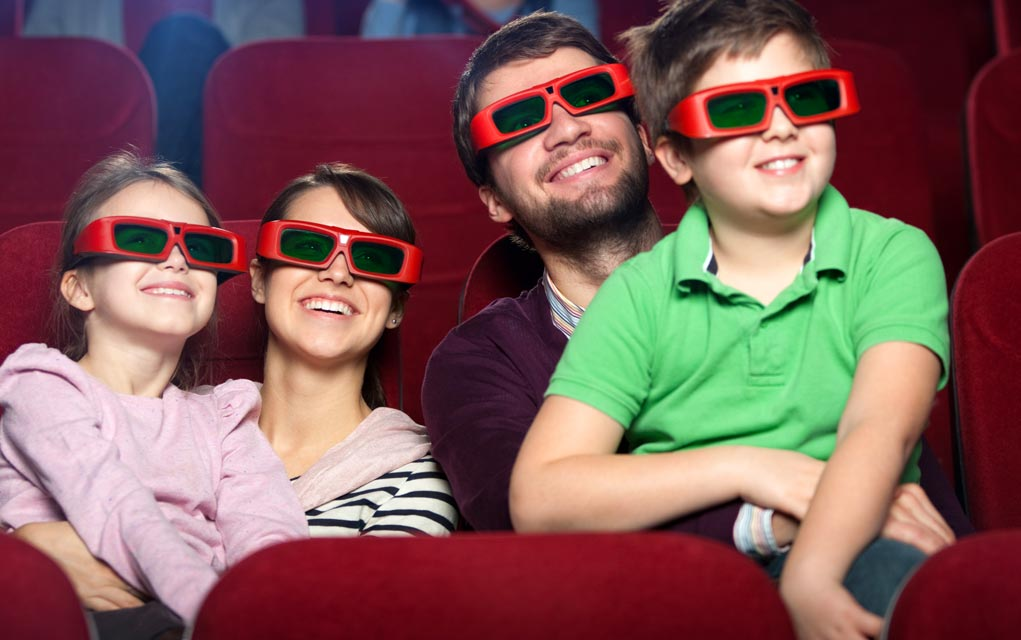 Free and Discount Summer Movie Programs for the Kids