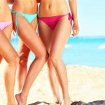 Swimsuits That Accent All the Right Places